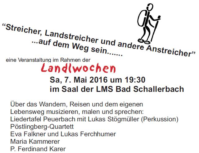konzert-einladung – gymnasium und org dachsberg, Einladung