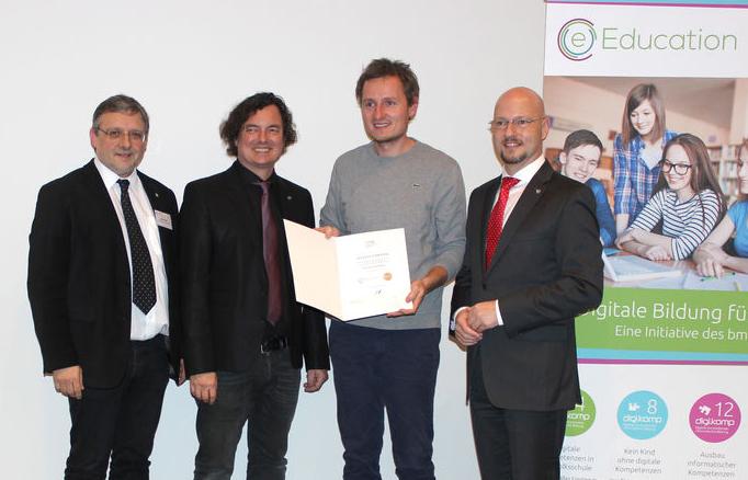 Dachsberg ist eEducation Austria Expert.Schule 2
