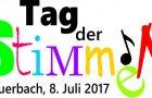 """""""Tag der Stimmen"""" am 8. Juli in Peuerbach"""