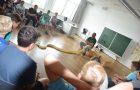 1. und 2. Klassen: Reptilienschau