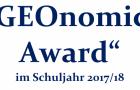 """""""Wir suchen die/den Geografie- und Wirtschaftskunde-Champion"""":  Großartiger Erfolg beim Vorbewerb zum GEOnomic-Award 2017/18 für Marie Seifried (7A)"""