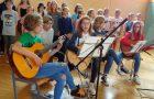Musiziert, gesungen und getanzt