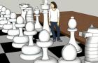 6N: Schachbrett Modellierung