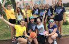 Sportfest der Mädchen 2. und 3. Klassen