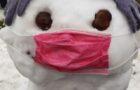 Maskenfreie Zeit im Schnee