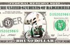 Siegerehrung mit Bruno-Dollars